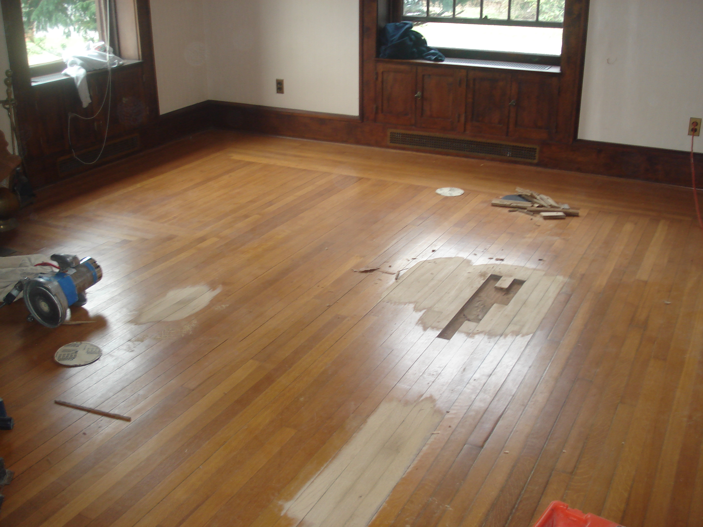 wood floors nj
