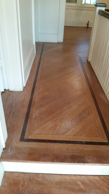 hardwood floors installation