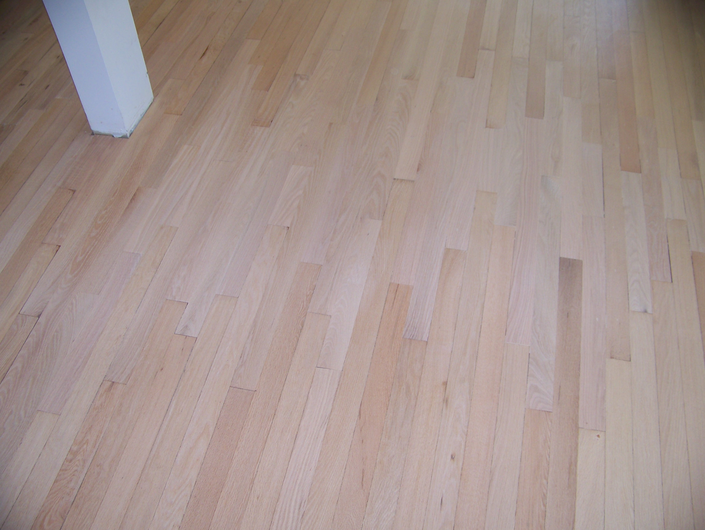 polyurethane wood floors