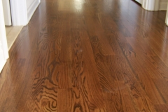 finishing a wood floor
