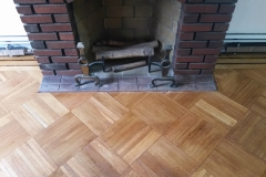 chestnut hardwood flooring